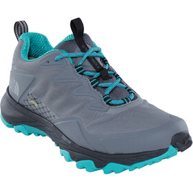 The North Face W's Ultra Fastpack III GTX Shoes Zinc Grey/Porcelain Green